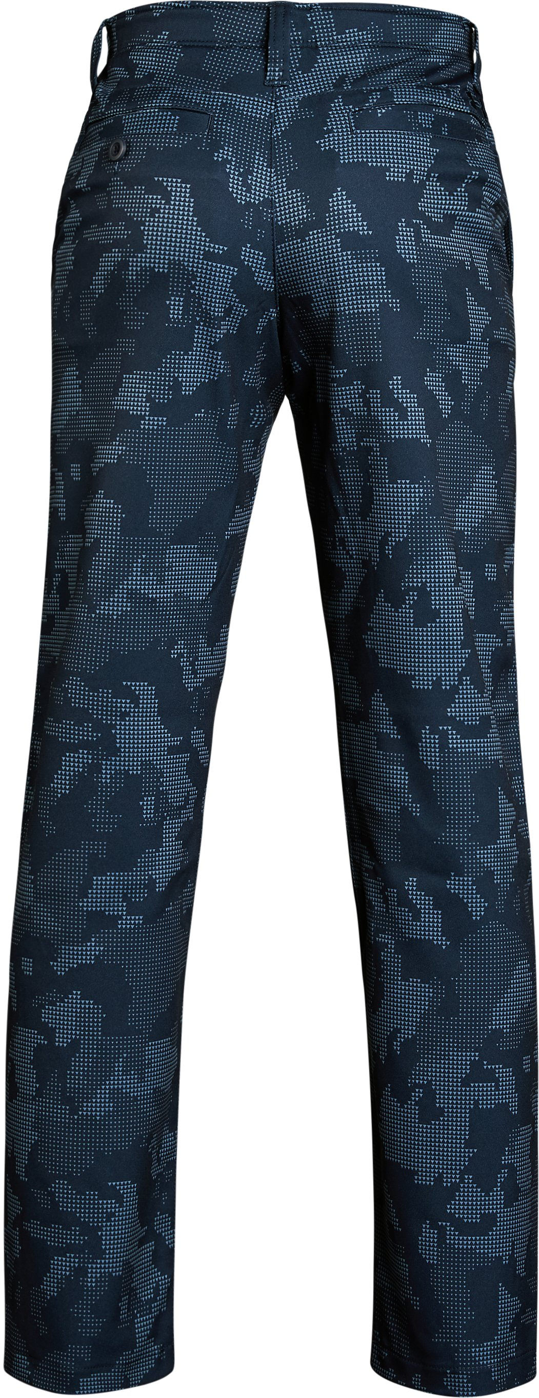 Boys' UA Match Play Printed Pants, Academy, undefined