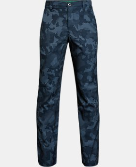 New Arrival Boys' UA Match Play Printed Pants  1 Color $69.99