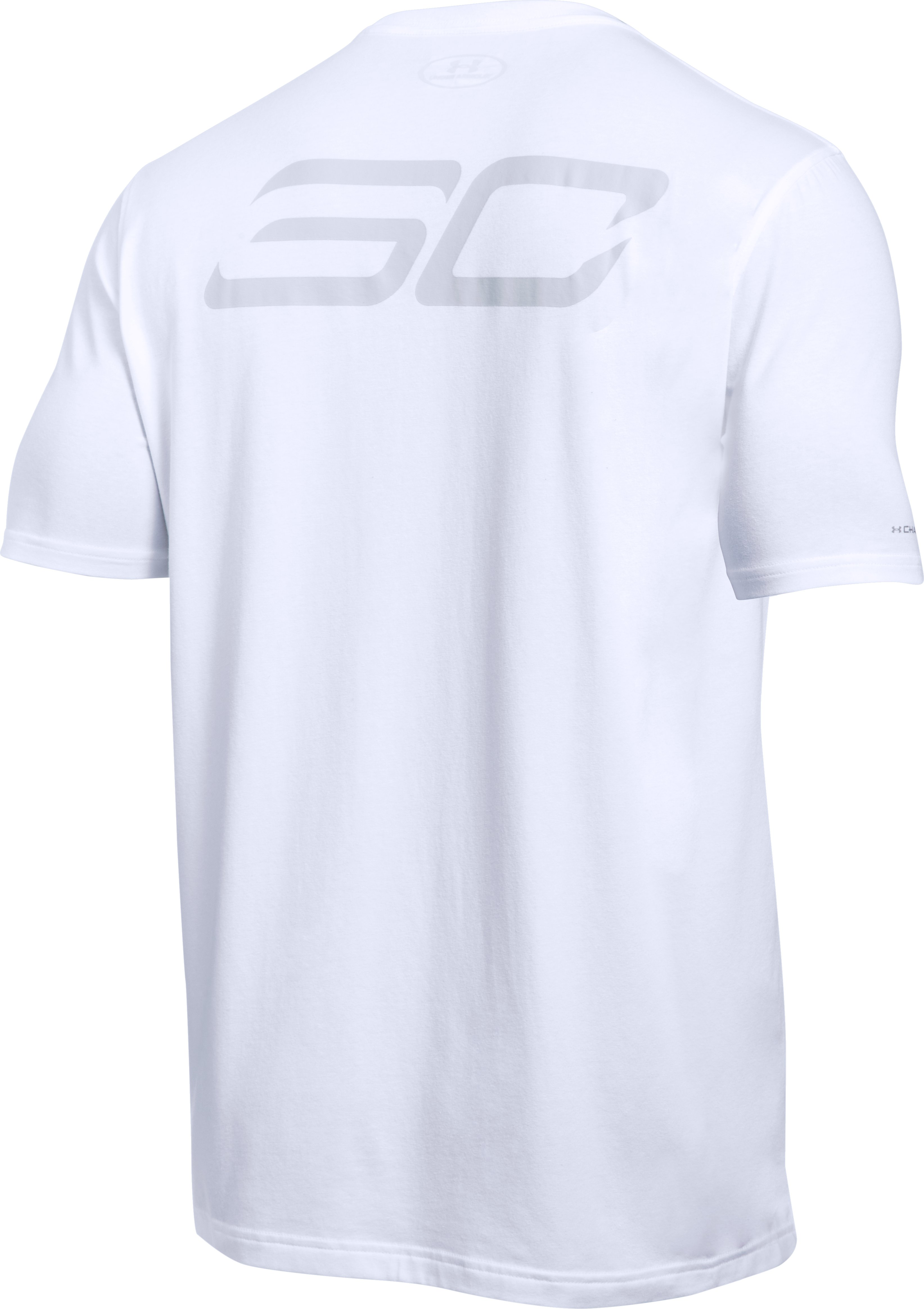 Men's SC30 Heavy Is The Head T-Shirt, White, undefined
