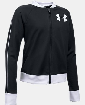 Girls' UA Track Jacket  3 Colors $39.99