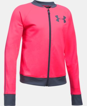 Girls' UA Track Jacket   $39.99