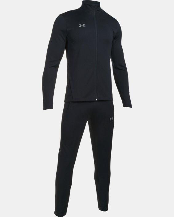 Challenger Knit Warm-Up para hombre, Black, pdpMainDesktop image number 4