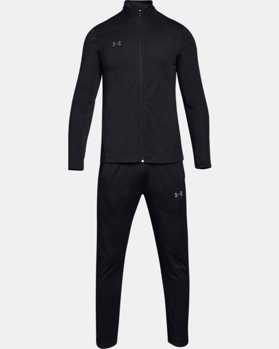 Challenger Knit Warm-Up para hombre, Black, pdpMainDesktop image number 3