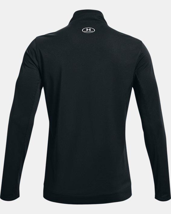 Men's Challenger Knit Warm-Up, Gray, pdpMainDesktop image number 4