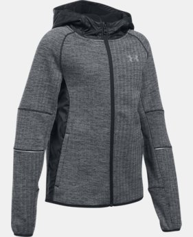 Girls' UA Swacket LIMITED TIME OFFER 1 Color $86.24