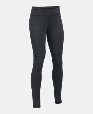 Girls' UA Elevated Training Plush Leggings