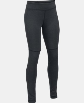 New to Outlet Girls' UA Elevated Training Plush Leggings   $34.99 to $49.99