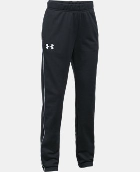 Girls' UA Track Pants  1  Color Available $22.49