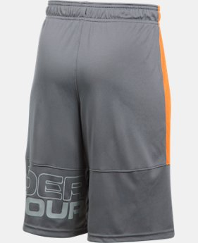 Boys' UA Stunt Shorts  9 Colors $29.99
