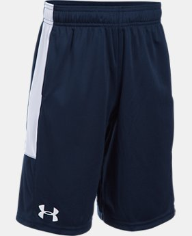 Best Seller Boys' UA Stunt Shorts  2  Colors Available $24.99