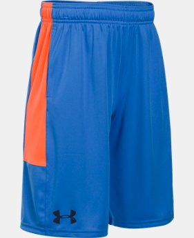 Best Seller  Boys' UA Stunt Shorts  3 Colors $17.99 to $29.99