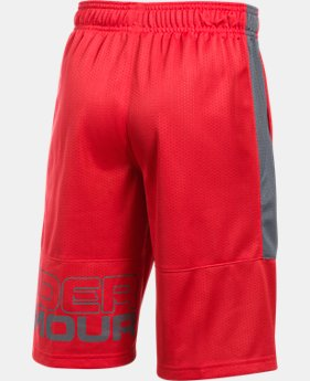 Boys' UA Instinct Mesh Shorts  1 Color $15.75