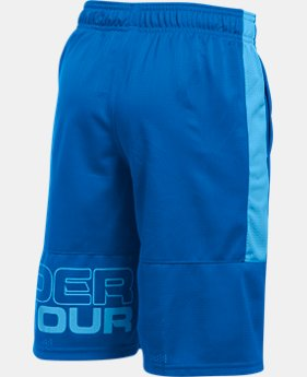 Boys' UA Instinct Mesh Shorts  2 Colors $27.99