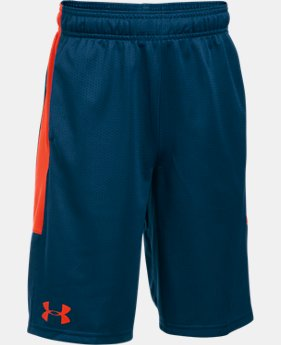 Boys' UA Instinct Mesh Shorts  1 Color $32.99