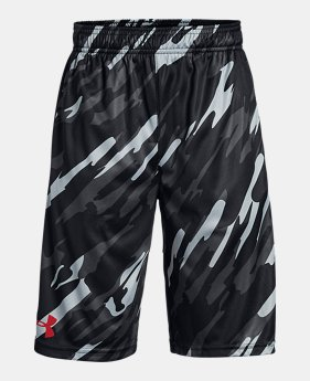 8a38ed719 Boys' UA Stunt Printed Shorts FREE U.S. SHIPPING 2 Colors Available $18.99  to $22.99