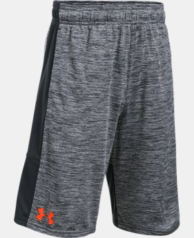 Best Seller Boys' UA Stunt Printed Shorts  2 Colors $19.99 to $27.99