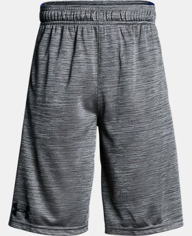 Boys' UA Stunt Printed Shorts  1  Color Available $20.99 to $22.99