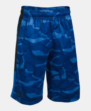 Boys' UA Instinct Printed Shorts
