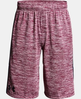Best Seller Boys' UA Stunt Printed Shorts  7 Colors $19.59 to $27.99