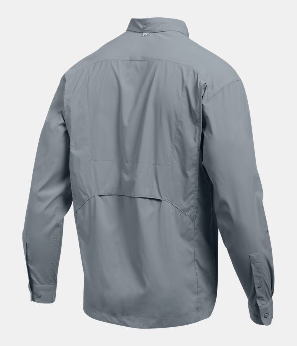 Men 39 S Ua Fish Hunter Solid Long Sleeve Under Armour Us