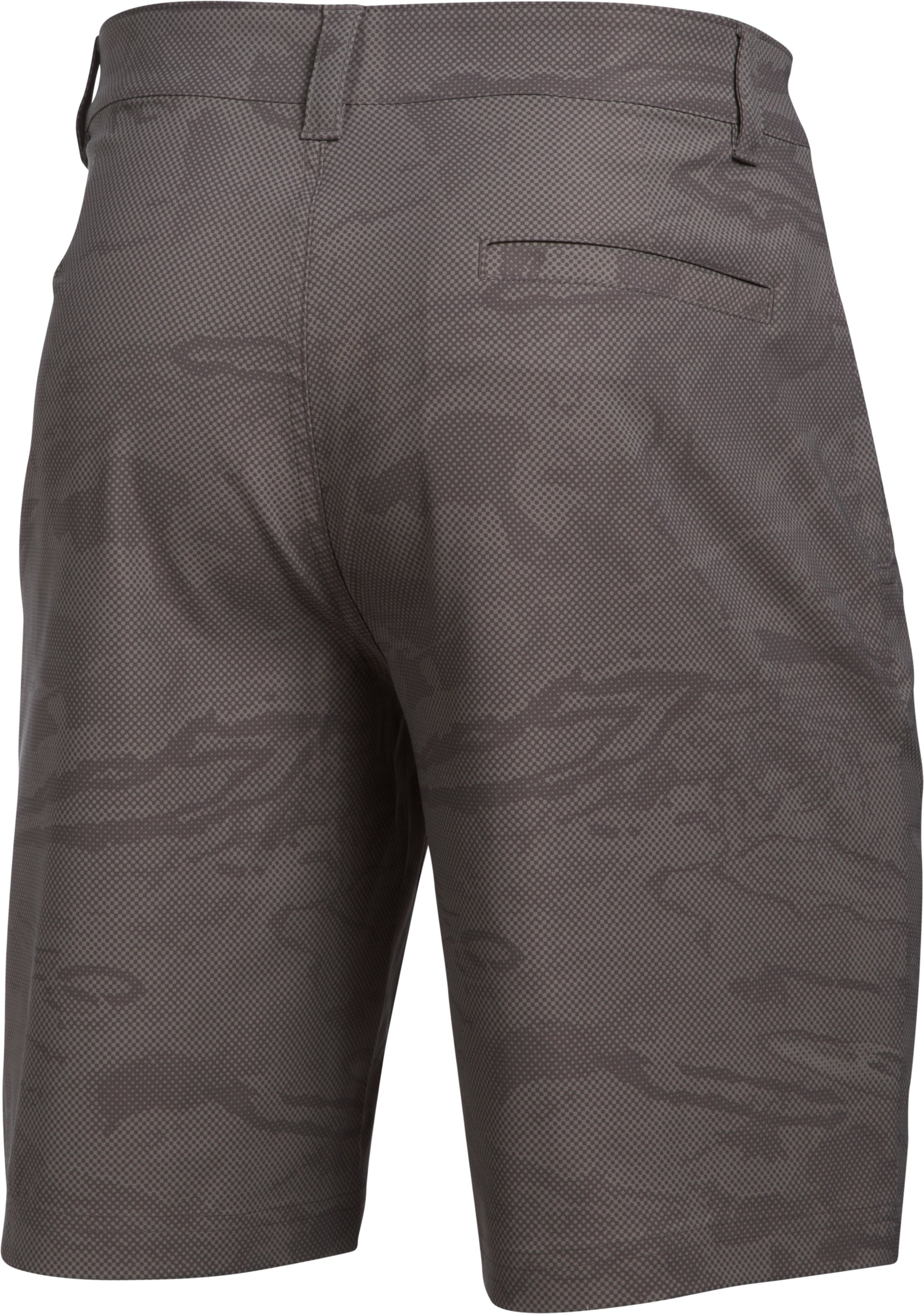 Men's UA Fish Hunter Shorts, TAN STONE