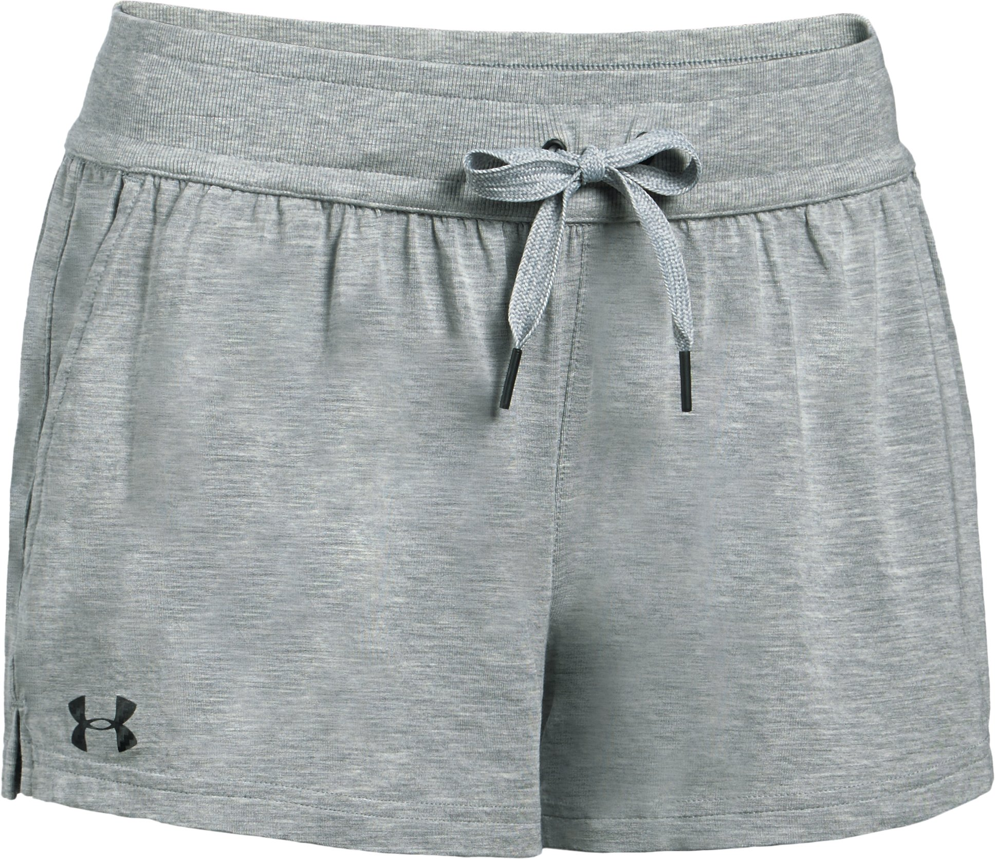 Women's Athlete Recovery Sleepwear Shorts, True Gray Heather