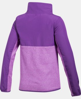 Girls' UA Phenom Fleece ½ Snap LIMITED TIME OFFER  $45.49