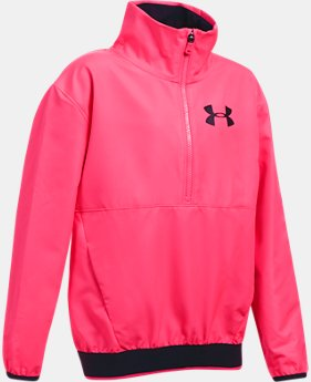 Girls' UA Train To Game Jacket  1 Color $59.99