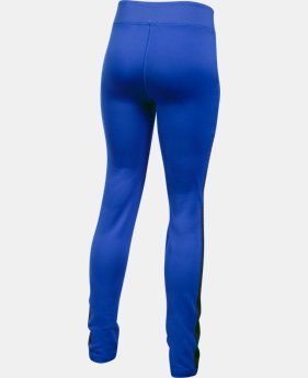 New Arrival  Girls' ColdGear® Reactor Leggings  1 Color $64.99