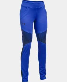 PRO PICK Girls' ColdGear® Reactor Leggings   $37.49