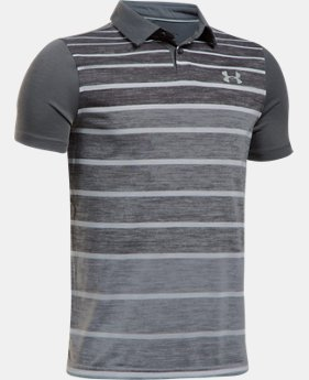Boys' UA Threadborne Polo  3 Colors $29.99 to $39.99