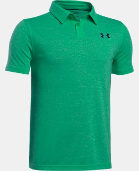 Boys' UA Threadborne Polo  5 Colors $29.99 to $39.99