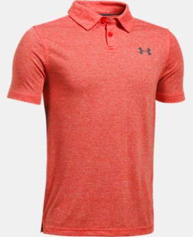 Boys' UA Threadborne Polo  1 Color $29.99