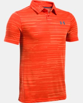 Boys' UA Threadborne Polo  1 Color $26.99