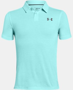 PRO PICK Boys' UA Threadborne Polo  2 Colors $34.99