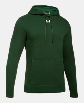 Best Seller Men s UA Rival Fleece Team Hoodie 9 Colors Available  49.99 4007e76ec6f1