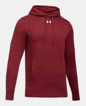 3667067ae057 Men s UA Rival Fleece Team Hoodie 2 Colors Available  44.99