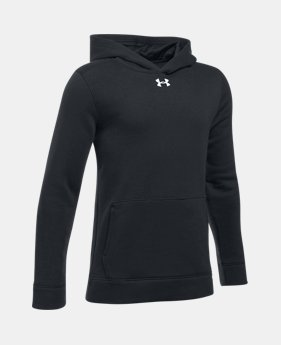 b019dd2e3261e Best Seller Kids  UA Hustle Fleece Hoodie 1 Color Available  39.99. 1 Color  Available. Black