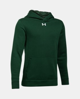 huge discount f7b94 ae62c Best Seller Boys  UA Hustle Fleece Hoodie 1 Color Available  39.99