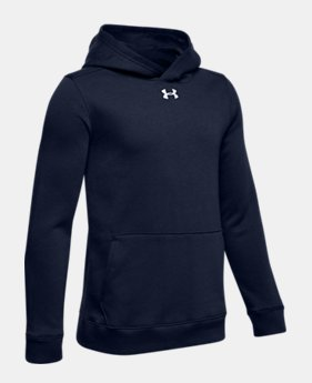 51b3c7167a Boys' Navy Hoodies & Sweatshirts | Under Armour US
