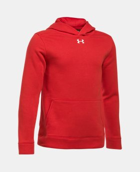 81eadcba5ad60 Best Seller Kids  UA Hustle Fleece Hoodie 8 Colors Available  39.99