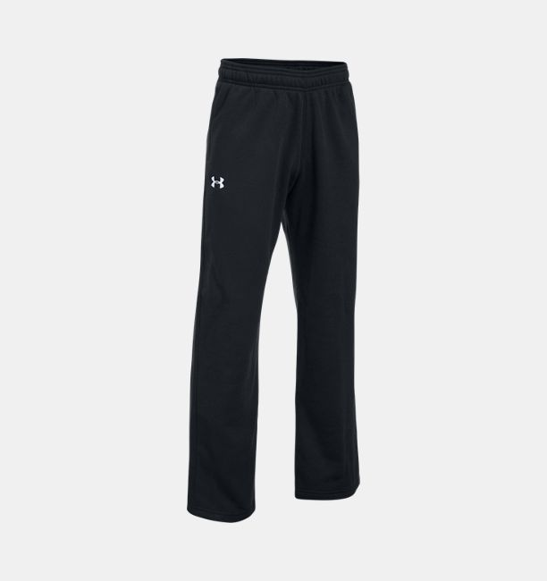 65d6a6ef0504 Kids  UA Hustle Fleece Pants