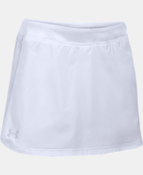 Girls' UA Play Up Skort  1 Color $24.99 to $26.99