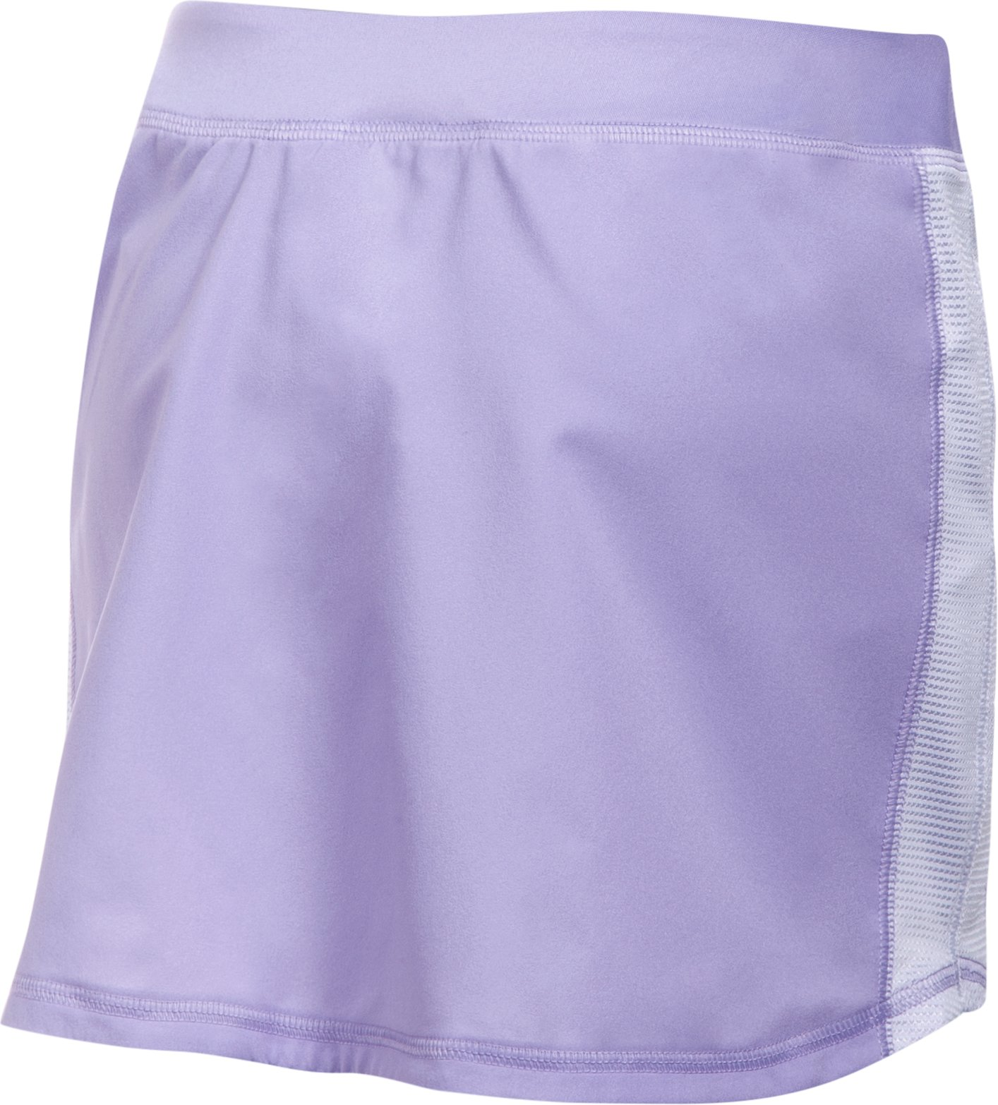Girls' UA Play Up Skort, DARK LAVENDER,