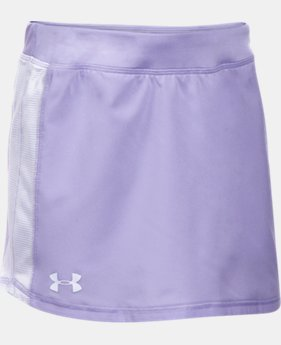 Girls' UA Play Up Skort  1 Color $18.74