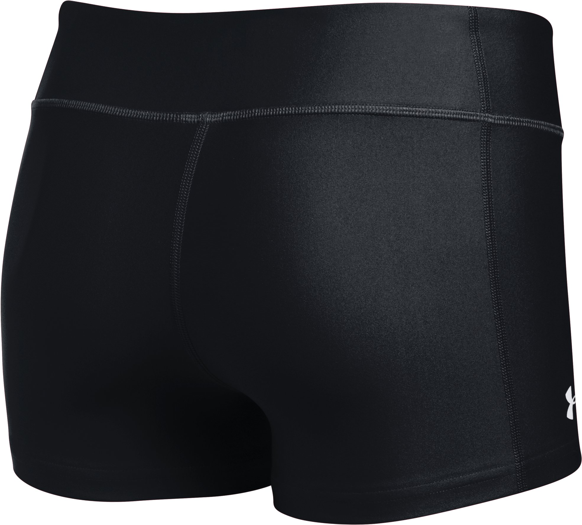 "Women's UA On The Court 3"" Shorts, Black , undefined"