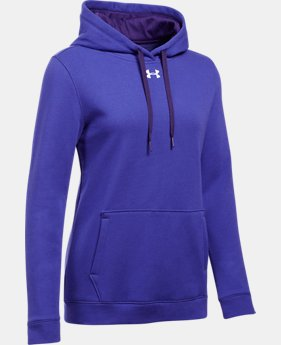Women's UA Rival Hoodie LIMITED TIME ONLY 1  Color Available $29.99