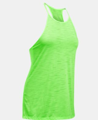 Women's UA Threadborne High Neck Tank