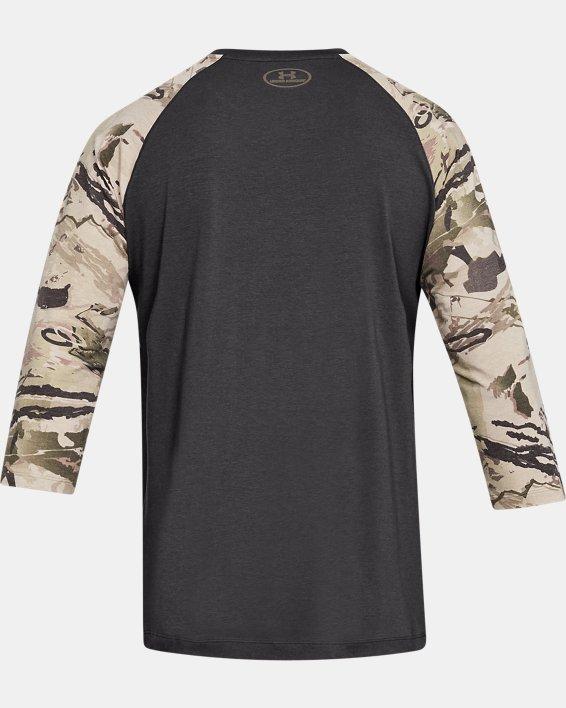 Men's Ridge Reaper® ¾ Sleeve T-Shirt, Gray, pdpMainDesktop image number 4