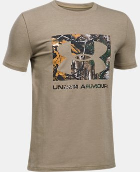 UA Camo Fill T-Shirt  6 Colors $14.99